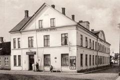 Damkjærs Hotel - nu politigård