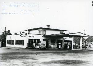 Januar 2017. Hjørnet Nørregade- Nørrevold ca. 1960
